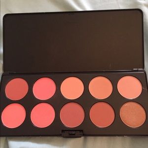 BH Cosmetic Blush Pallette